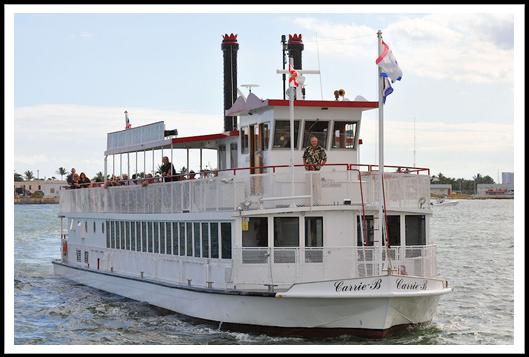 mwa21 boat