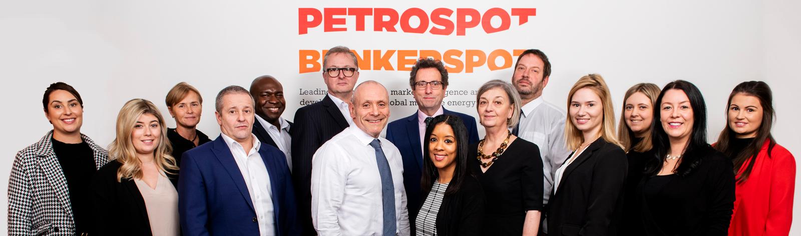 Petrospot team