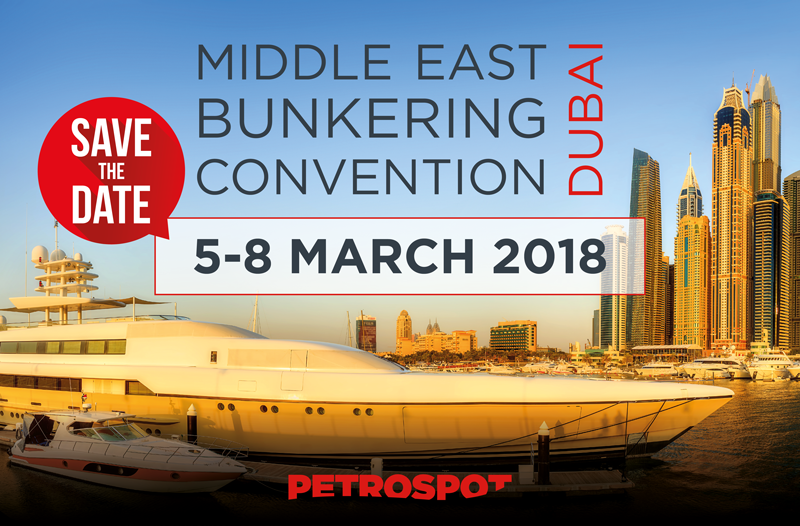 MIDDLE EAST BUNKERING CONVENTION 2018 - Dates announced