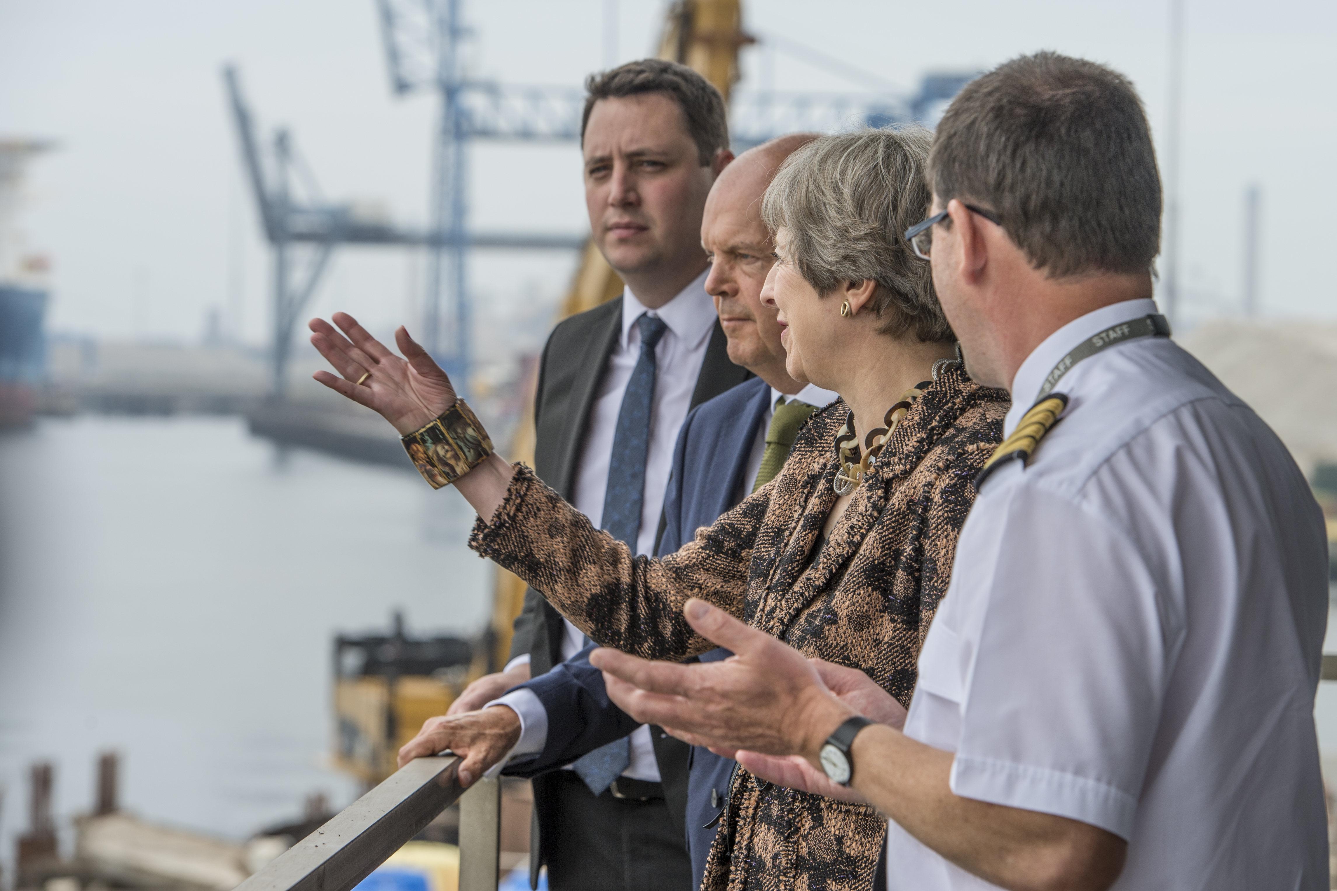 Major port group warns UK businesses against 'Brexit Blinkers'